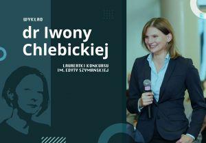 Wykład laureatki III edycji konkursu im. Edyty Szymańskiej