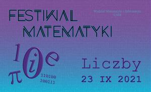 Festiwal Matematyki 2021