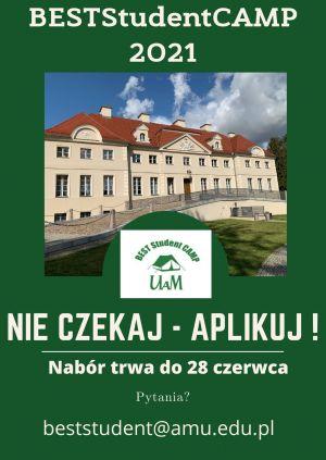 Szkoła Letnia BESTStudentCAMP 2021