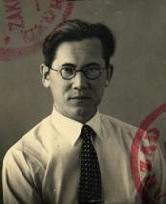 Zdjęcie z lat trzydziestych Władysława Orlicza